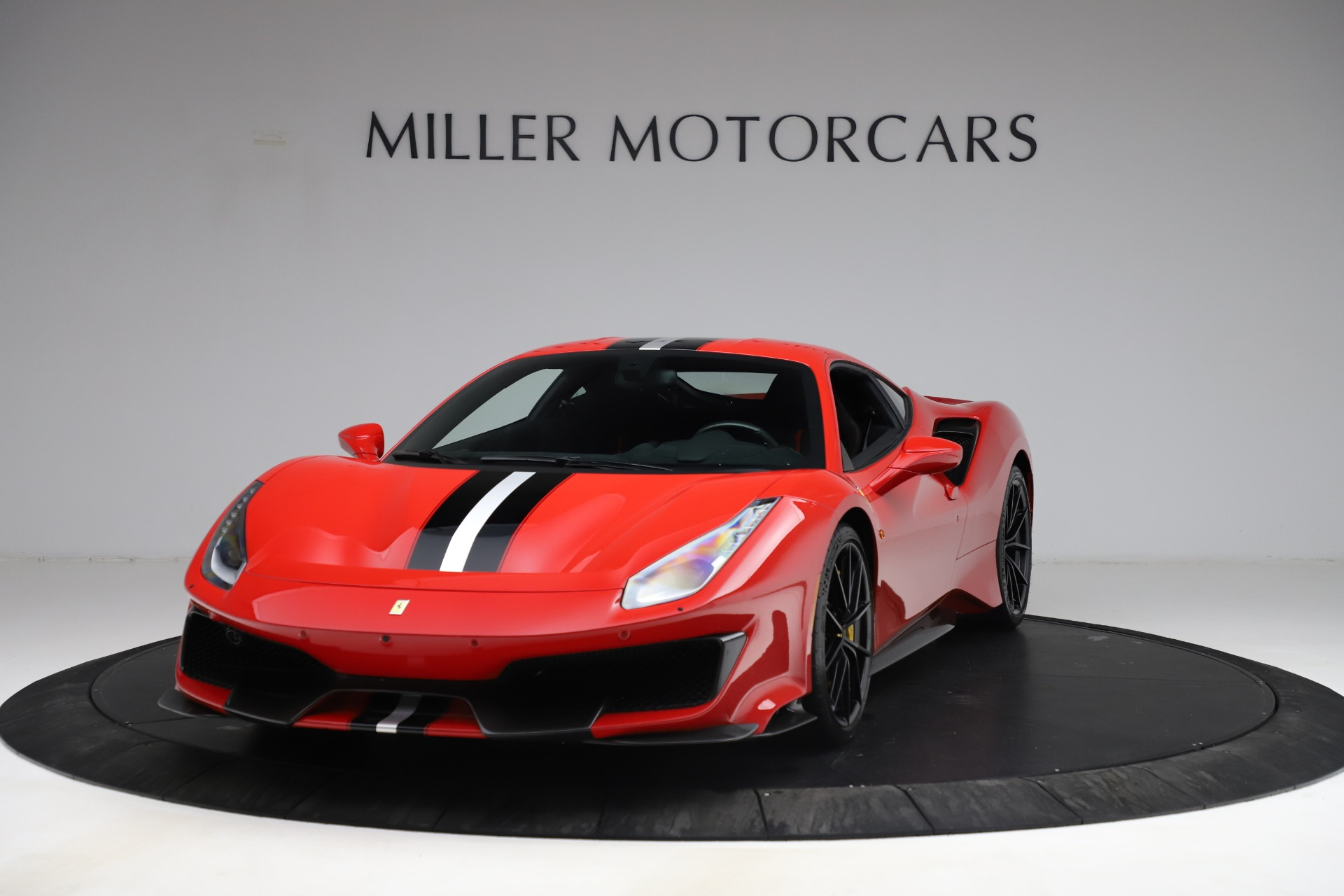 Used 2020 Ferrari 488 Pista for sale Call for price at Rolls-Royce Motor Cars Greenwich in Greenwich CT 06830 1