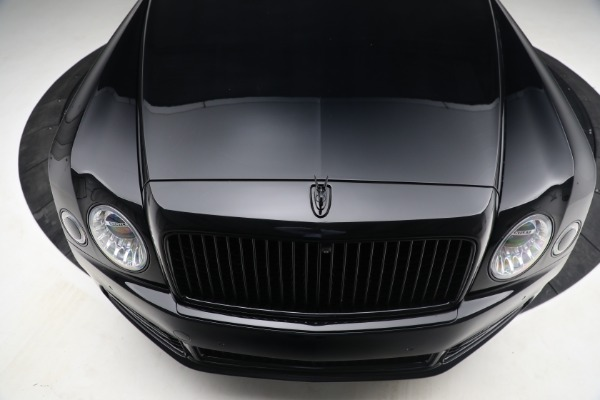 Used 2017 Bentley Mulsanne for sale $214,900 at Rolls-Royce Motor Cars Greenwich in Greenwich CT 06830 13