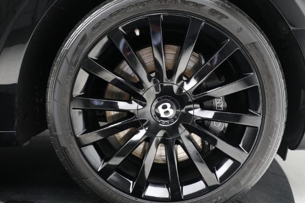 Used 2017 Bentley Mulsanne for sale $214,900 at Rolls-Royce Motor Cars Greenwich in Greenwich CT 06830 14