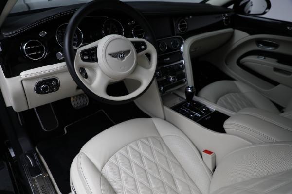 Used 2017 Bentley Mulsanne for sale $214,900 at Rolls-Royce Motor Cars Greenwich in Greenwich CT 06830 17