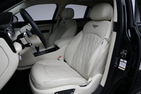 Used 2017 Bentley Mulsanne for sale $214,900 at Rolls-Royce Motor Cars Greenwich in Greenwich CT 06830 19
