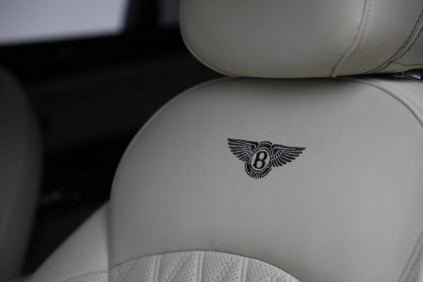 Used 2017 Bentley Mulsanne for sale $214,900 at Rolls-Royce Motor Cars Greenwich in Greenwich CT 06830 20