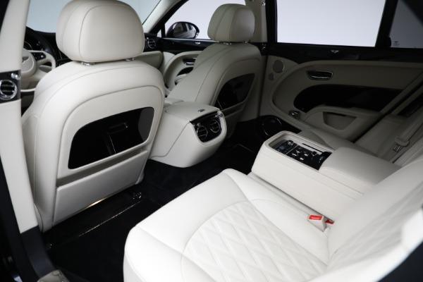 Used 2017 Bentley Mulsanne for sale $214,900 at Rolls-Royce Motor Cars Greenwich in Greenwich CT 06830 21