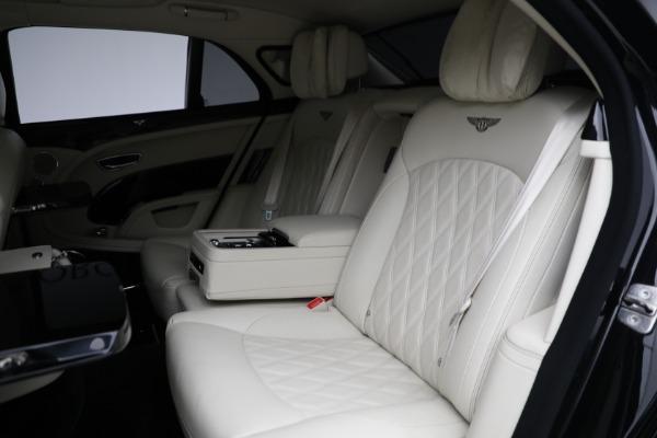 Used 2017 Bentley Mulsanne for sale $214,900 at Rolls-Royce Motor Cars Greenwich in Greenwich CT 06830 22