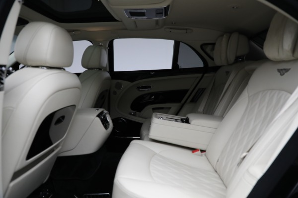 Used 2017 Bentley Mulsanne for sale $214,900 at Rolls-Royce Motor Cars Greenwich in Greenwich CT 06830 23