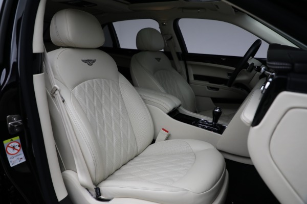 Used 2017 Bentley Mulsanne for sale $214,900 at Rolls-Royce Motor Cars Greenwich in Greenwich CT 06830 27