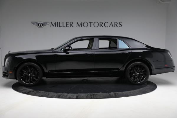 Used 2017 Bentley Mulsanne for sale $214,900 at Rolls-Royce Motor Cars Greenwich in Greenwich CT 06830 3