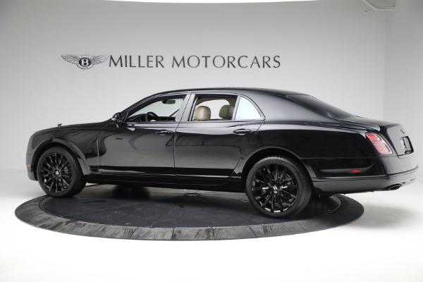 Used 2017 Bentley Mulsanne for sale $214,900 at Rolls-Royce Motor Cars Greenwich in Greenwich CT 06830 4