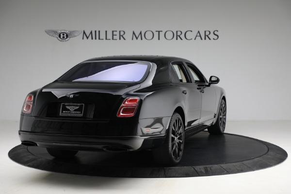 Used 2017 Bentley Mulsanne for sale $214,900 at Rolls-Royce Motor Cars Greenwich in Greenwich CT 06830 7