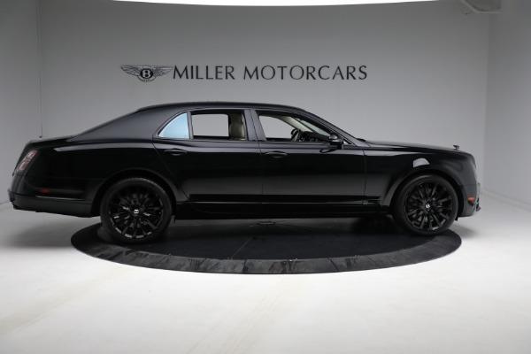 Used 2017 Bentley Mulsanne for sale $214,900 at Rolls-Royce Motor Cars Greenwich in Greenwich CT 06830 9