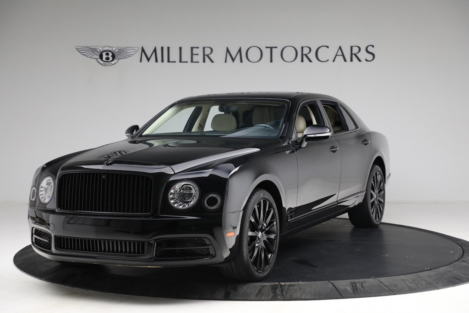 Used 2017 Bentley Mulsanne for sale $214,900 at Rolls-Royce Motor Cars Greenwich in Greenwich CT 06830 1