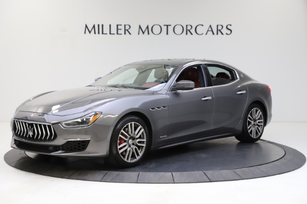 Used 2018 Maserati Ghibli SQ4 GranLusso for sale $55,900 at Rolls-Royce Motor Cars Greenwich in Greenwich CT 06830 2
