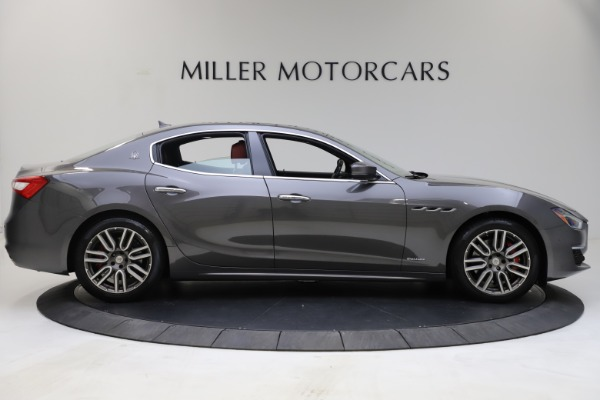Used 2018 Maserati Ghibli SQ4 GranLusso for sale $55,900 at Rolls-Royce Motor Cars Greenwich in Greenwich CT 06830 4