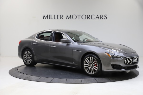 Used 2018 Maserati Ghibli SQ4 GranLusso for sale $55,900 at Rolls-Royce Motor Cars Greenwich in Greenwich CT 06830 5