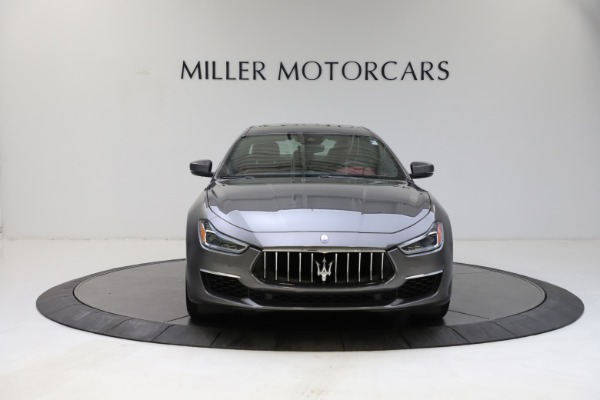 Used 2018 Maserati Ghibli SQ4 GranLusso for sale $55,900 at Rolls-Royce Motor Cars Greenwich in Greenwich CT 06830 7