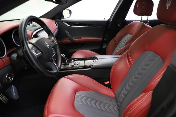 Used 2018 Maserati Ghibli SQ4 GranLusso for sale $55,900 at Rolls-Royce Motor Cars Greenwich in Greenwich CT 06830 9