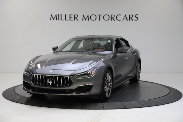 Used 2018 Maserati Ghibli SQ4 GranLusso for sale $55,900 at Rolls-Royce Motor Cars Greenwich in Greenwich CT 06830 1