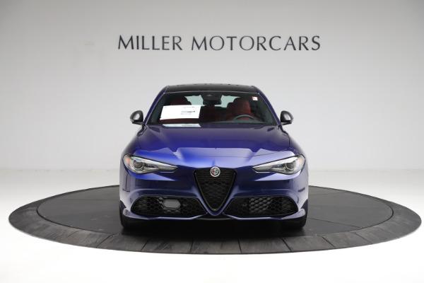 New 2021 Alfa Romeo Giulia Ti Sport for sale $54,050 at Rolls-Royce Motor Cars Greenwich in Greenwich CT 06830 14