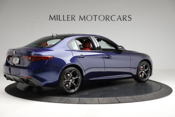 New 2021 Alfa Romeo Giulia Ti Sport for sale $54,050 at Rolls-Royce Motor Cars Greenwich in Greenwich CT 06830 8
