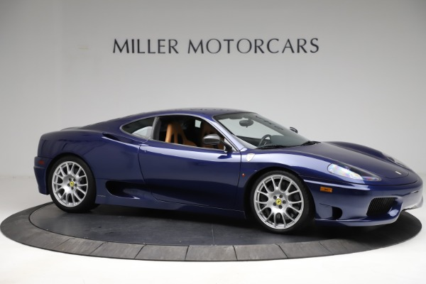 Used 2004 Ferrari 360 Challenge Stradale for sale Call for price at Rolls-Royce Motor Cars Greenwich in Greenwich CT 06830 10
