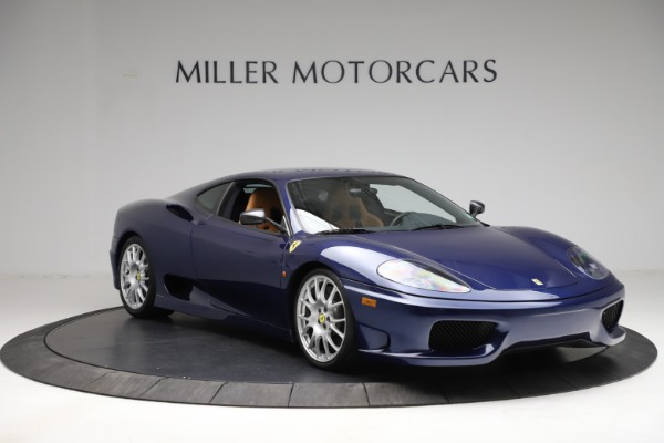 Used 2004 Ferrari 360 Challenge Stradale for sale Call for price at Rolls-Royce Motor Cars Greenwich in Greenwich CT 06830 11
