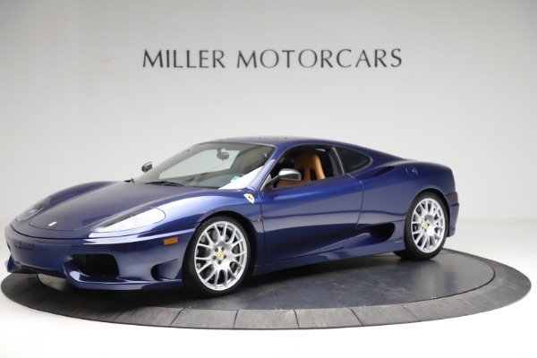 Used 2004 Ferrari 360 Challenge Stradale for sale Call for price at Rolls-Royce Motor Cars Greenwich in Greenwich CT 06830 2