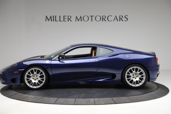 Used 2004 Ferrari 360 Challenge Stradale for sale Call for price at Rolls-Royce Motor Cars Greenwich in Greenwich CT 06830 3