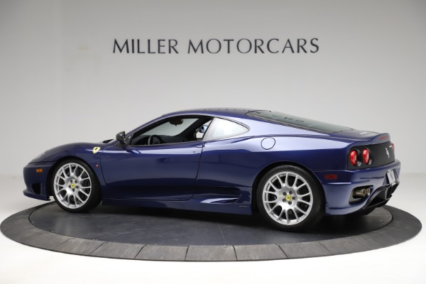 Used 2004 Ferrari 360 Challenge Stradale for sale Call for price at Rolls-Royce Motor Cars Greenwich in Greenwich CT 06830 4