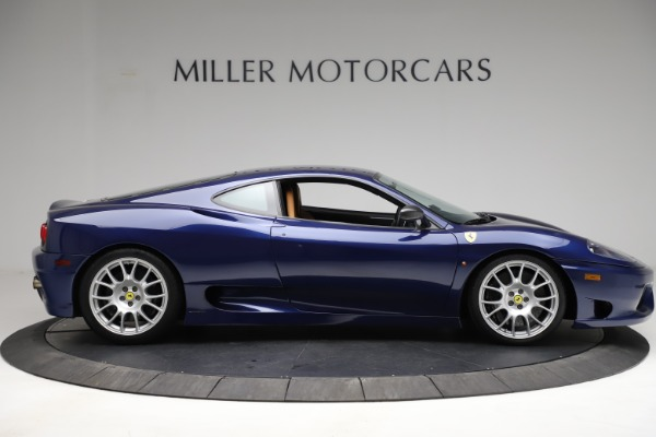 Used 2004 Ferrari 360 Challenge Stradale for sale Call for price at Rolls-Royce Motor Cars Greenwich in Greenwich CT 06830 9