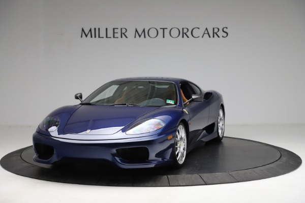 Used 2004 Ferrari 360 Challenge Stradale for sale Call for price at Rolls-Royce Motor Cars Greenwich in Greenwich CT 06830 1