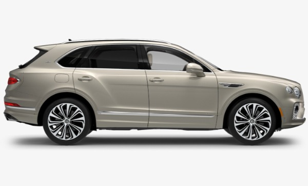 New 2021 Bentley Bentayga V8 First Editon for sale Call for price at Rolls-Royce Motor Cars Greenwich in Greenwich CT 06830 2