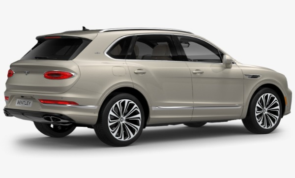 New 2021 Bentley Bentayga V8 First Editon for sale Call for price at Rolls-Royce Motor Cars Greenwich in Greenwich CT 06830 3