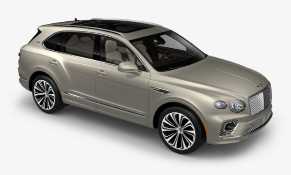 New 2021 Bentley Bentayga V8 First Editon for sale Call for price at Rolls-Royce Motor Cars Greenwich in Greenwich CT 06830 5