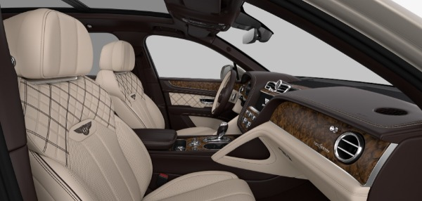 New 2021 Bentley Bentayga V8 First Editon for sale Call for price at Rolls-Royce Motor Cars Greenwich in Greenwich CT 06830 7