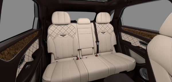 New 2021 Bentley Bentayga V8 First Editon for sale Call for price at Rolls-Royce Motor Cars Greenwich in Greenwich CT 06830 8