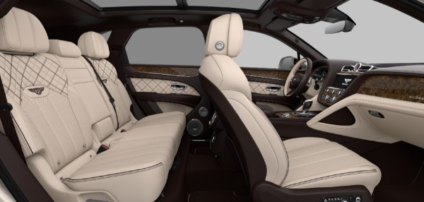 New 2021 Bentley Bentayga V8 First Editon for sale Call for price at Rolls-Royce Motor Cars Greenwich in Greenwich CT 06830 9