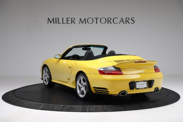 Used 2004 Porsche 911 Turbo for sale Sold at Rolls-Royce Motor Cars Greenwich in Greenwich CT 06830 10
