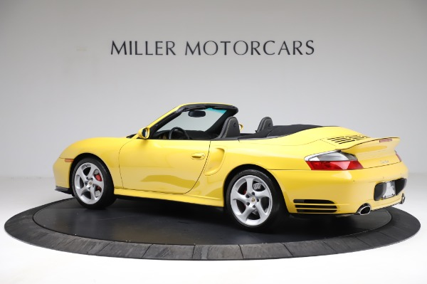 Used 2004 Porsche 911 Turbo for sale Sold at Rolls-Royce Motor Cars Greenwich in Greenwich CT 06830 11
