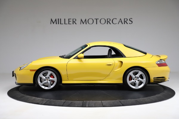 Used 2004 Porsche 911 Turbo for sale Sold at Rolls-Royce Motor Cars Greenwich in Greenwich CT 06830 13