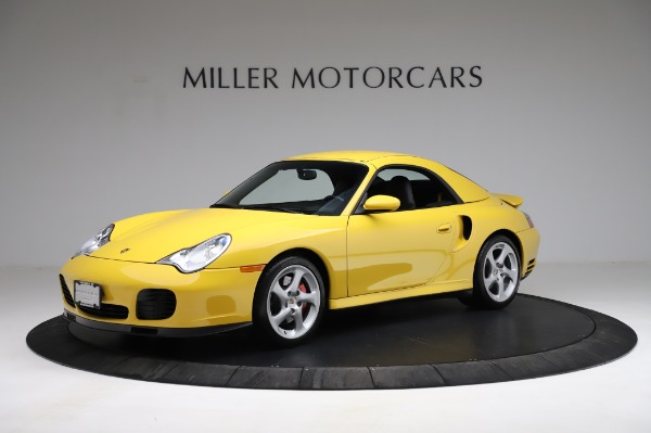 Used 2004 Porsche 911 Turbo for sale Sold at Rolls-Royce Motor Cars Greenwich in Greenwich CT 06830 14