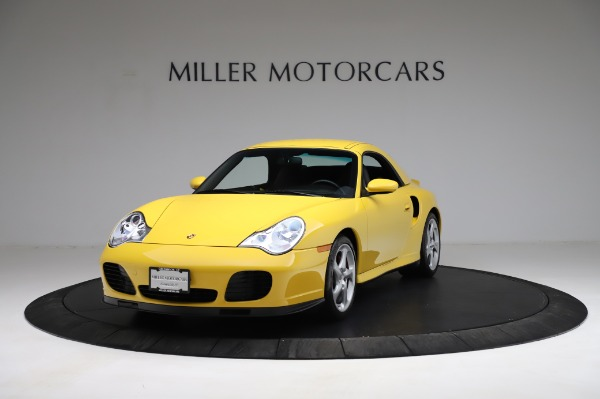 Used 2004 Porsche 911 Turbo for sale Sold at Rolls-Royce Motor Cars Greenwich in Greenwich CT 06830 15