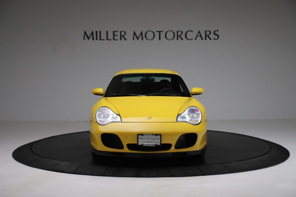Used 2004 Porsche 911 Turbo for sale Sold at Rolls-Royce Motor Cars Greenwich in Greenwich CT 06830 16
