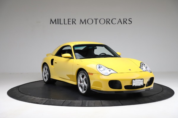 Used 2004 Porsche 911 Turbo for sale Sold at Rolls-Royce Motor Cars Greenwich in Greenwich CT 06830 17