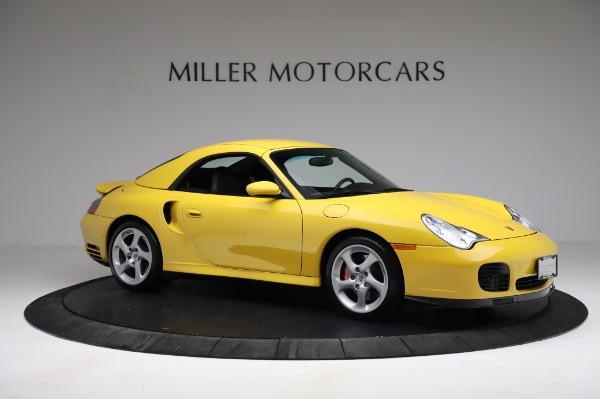 Used 2004 Porsche 911 Turbo for sale Sold at Rolls-Royce Motor Cars Greenwich in Greenwich CT 06830 18