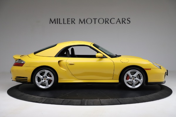 Used 2004 Porsche 911 Turbo for sale Sold at Rolls-Royce Motor Cars Greenwich in Greenwich CT 06830 19
