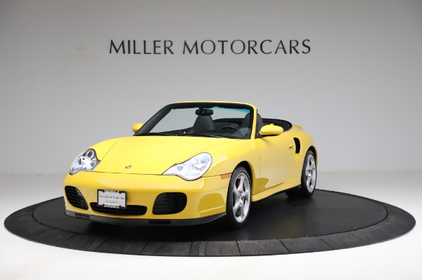 Used 2004 Porsche 911 Turbo for sale Sold at Rolls-Royce Motor Cars Greenwich in Greenwich CT 06830 2