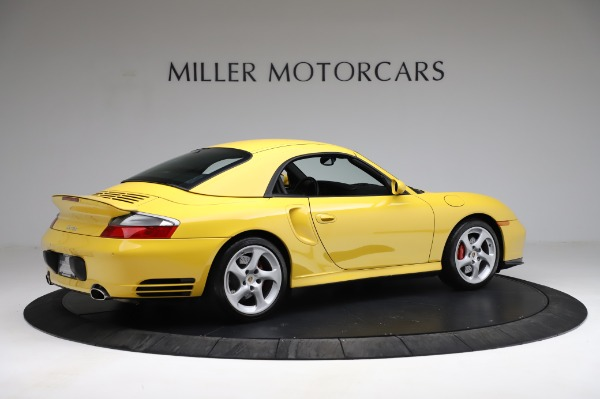 Used 2004 Porsche 911 Turbo for sale Sold at Rolls-Royce Motor Cars Greenwich in Greenwich CT 06830 20