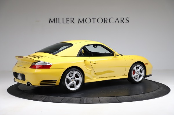Used 2004 Porsche 911 Turbo for sale Sold at Rolls-Royce Motor Cars Greenwich in Greenwich CT 06830 21