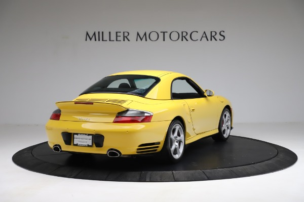 Used 2004 Porsche 911 Turbo for sale Sold at Rolls-Royce Motor Cars Greenwich in Greenwich CT 06830 22