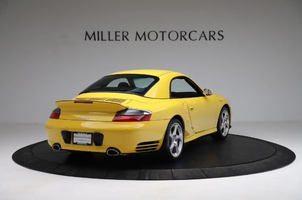 Used 2004 Porsche 911 Turbo for sale Sold at Rolls-Royce Motor Cars Greenwich in Greenwich CT 06830 23